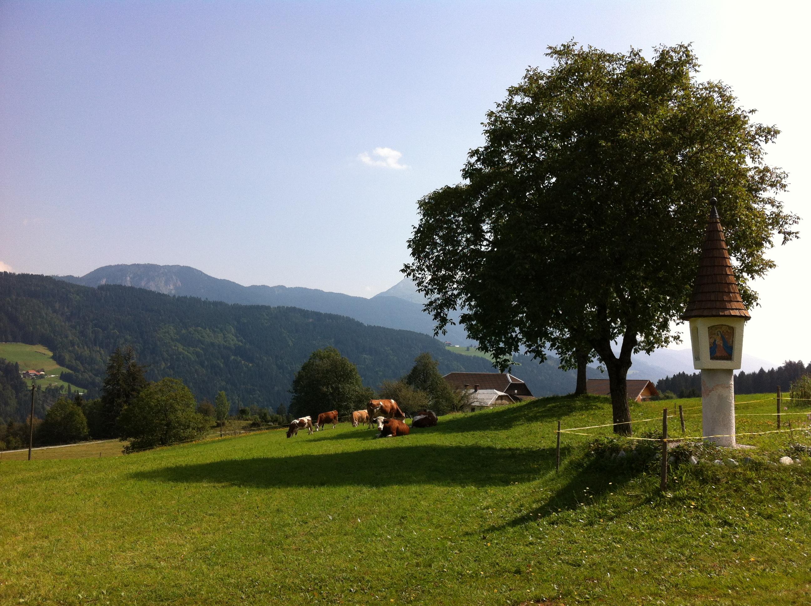 Urlaub im Kärntner Gailtal