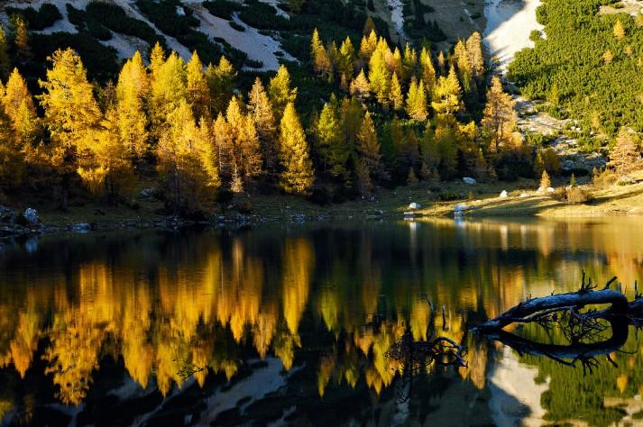 Herbststimmung in der Berglandschaft des Friaul / (c) turismofvg.it