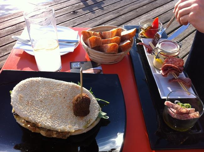 Köstliches an der Mole West, Neusiedler See, Burgenland