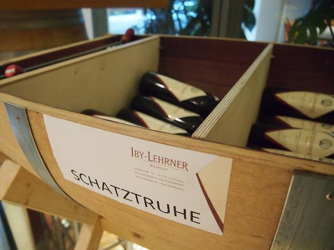 Zu Besuch im Weingut Iby-Lehrner, Horitschon, Blaufränkischland