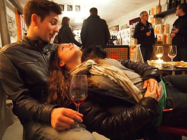Zu Besuch im Weingut Alfred Moritz, Horitschon, Blaufränkischland
