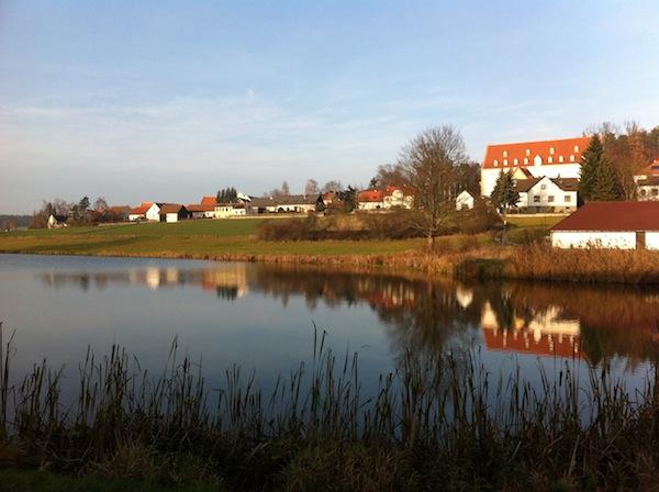 Inspirierende Ecke im nördlichen Waldviertel: Stift, Akademie & Seminarhotel Geras