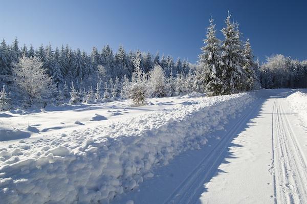Winterlandschaft pur macht Lust auf Entdeckungen! ©Karl Schweighofer jun., Waldviertel Tourismus