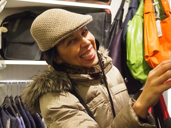 """Lucie ist unser """"Star"""" der Stunde: Seit über drei Jahren bietet sie in Kooperation mit Wiener Hotels bzw. gerne auch auf eigene Faust Shopping with Lucie! - Touren in der Wiener Innenstadt an: www.shoppingwithlucie.com"""