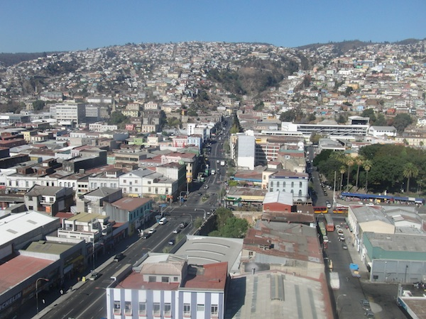 "Valparaíso is a ""terraced"" city on many hills, or ""cerros"" as the locals call them. Our tip: Take a (local) bus ride along the many hills for some scenic views and great local discoveries - a much better alternative to the usual standard tourism tour."