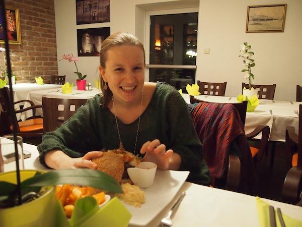 Glücklich & zufrieden: Der wundersame Abschluss einer faszinierenden Zwei-Tages-Reise durch das winterliche Burgenland.
