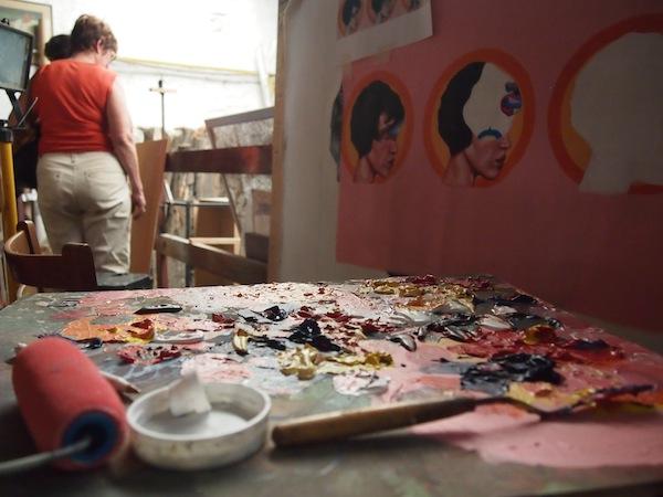 Im Anschluss an die Führung durch die Straßen von Palermo (Buenos Aires) besichtigen wir noch das Atelier der Graffiti-Künstler: Ein wirklich exklusiver Blick hinter die Kulissen.