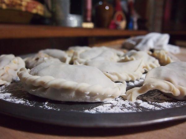 Unsere Empanadas ...