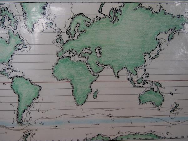 Weit wäre es ja - quasi - nicht mehr: Von Ushuaia aus sind es nochmal ca. 4.000 Kilometer bis zur Antarktis, eine Seereise von mindestens vier Tagen (hin & retour) sowie zwei Tagen Aufenthalt am südlichsten Kontinent der Erde.