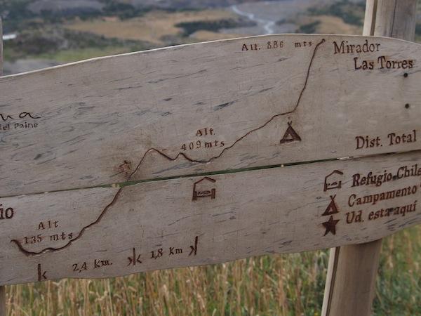 Der Weg nach oben: Über 700 Meter Anstieg erwarten uns am ersten Tag dieser traumhaften Nationalparkwanderung. Auf geht's!