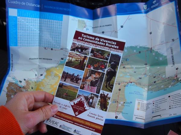 """Das """"Red Argentina de Turismo Rural Comunitario"""" bietet insgesamt 26 verschiedene Möglichkeiten zu Übernachtungen und Aktivitäten bei Familien auf dem Land in Argentinien."""