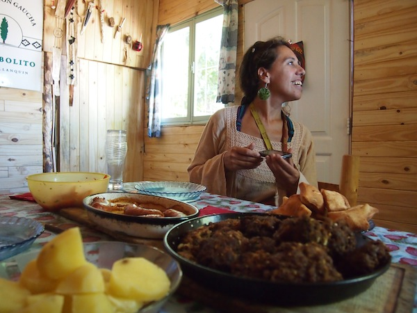 Wir lassen es uns schmecken: Mahlzeit in Argentinien!