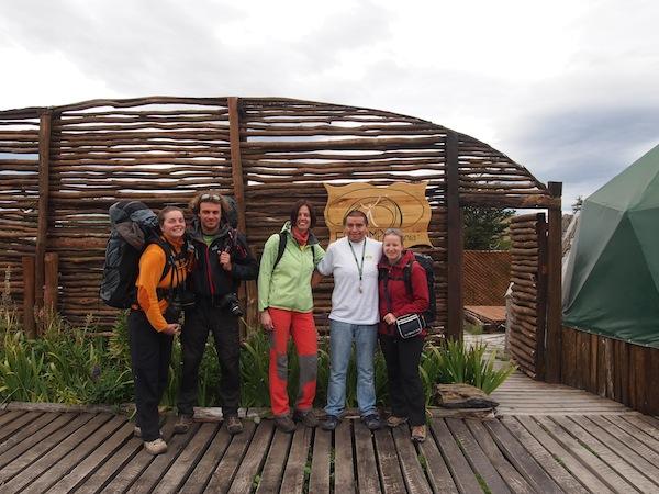 Zudem kommt, dass Kooperationen wie hier mit dem luxuriösen EcoCamp Patagonia oft auch ganz spontan vor Ort besprochen und vereinbart werden können. Sich vorstellen, seine Tätigkeit als internationale Berichterstatterin vorbringen und schon geht's los: Ein großer Dank hier an René Bustamente, General Manager des EcoCamp Patagonia im Nationalpark Torres del Paine für die Einladung zum unvergesslichen Aufenthalt.