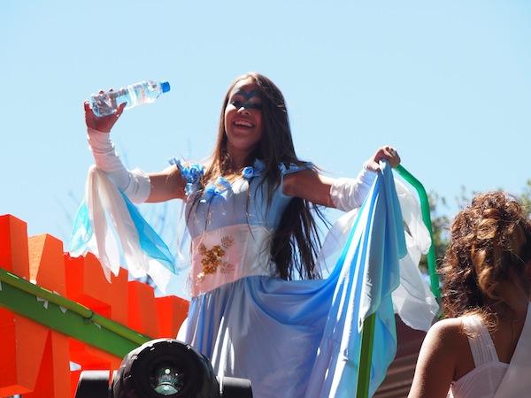 Jeder tanzt mit ... Viva Argentina!