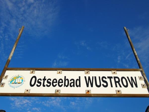 """Wir wollen """"hoch hinaus"""": Ganz oben im Nordosten Deutschlands treffen wir endlich auf das Meer."""