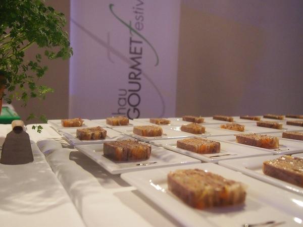 Das Wachau Gourmet Festival: Ein Fixpunkt am internationalen Gourmethimmel, wie ich meine.