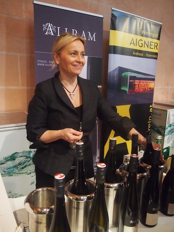 Im Rahmen des Wachau Gourmet Festivals findet nun schon zum sechsten Mal auch die sagenhafte Wein.Genuss.Krems-Veranstaltung mit Top-Winzern der niederösterreichischen Weinregionen statt, hier mit den Weingütern Allram & Aichinger aus meiner Heimat dem Kamptal.