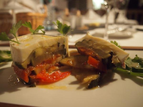 Darf es noch etwas mehr sein ... ? Köstliche Vorspeisen mit frischen Zutaten im Schlosshotel Mailberg.