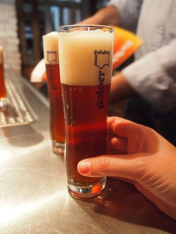 Golser Bier ist einfach unschlagbar: Vielfältig und vollmundig im Geschmack. Das müsst Ihr mal probieren!!