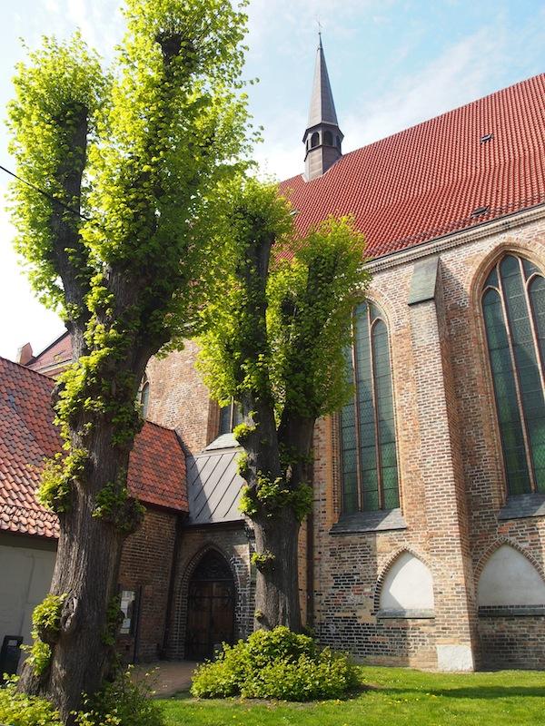Stadtrundgang in Rostock.