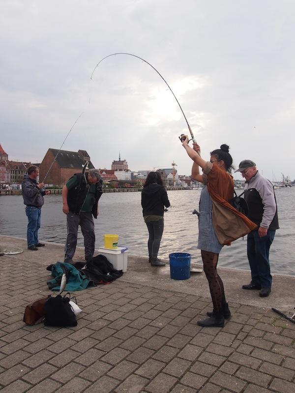 Fischer's Fritze fängt frische Fische … oder so ähnlich. We like !! Ein absolut ungeplante und genau deshalb so schöne Reiseerfahrung.