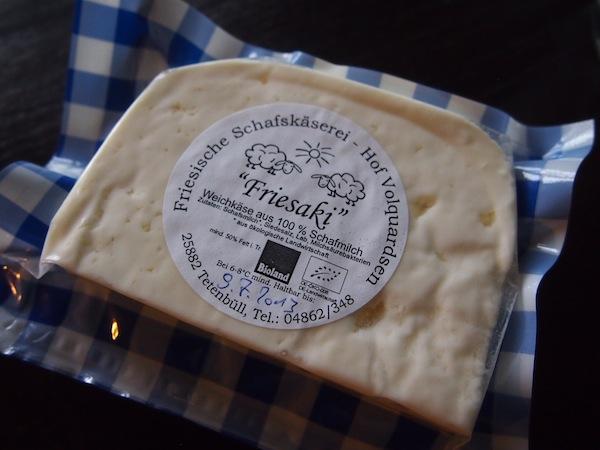 Friesische Schafskäserei: Bei Elke kommt nur das Beste aus der Region auf den Tisch. J Hab ich ein Glück!