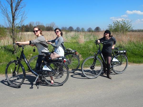 Begeisterung pur: E-Bike-Radeln an der Ostsee. We LIKE !!!