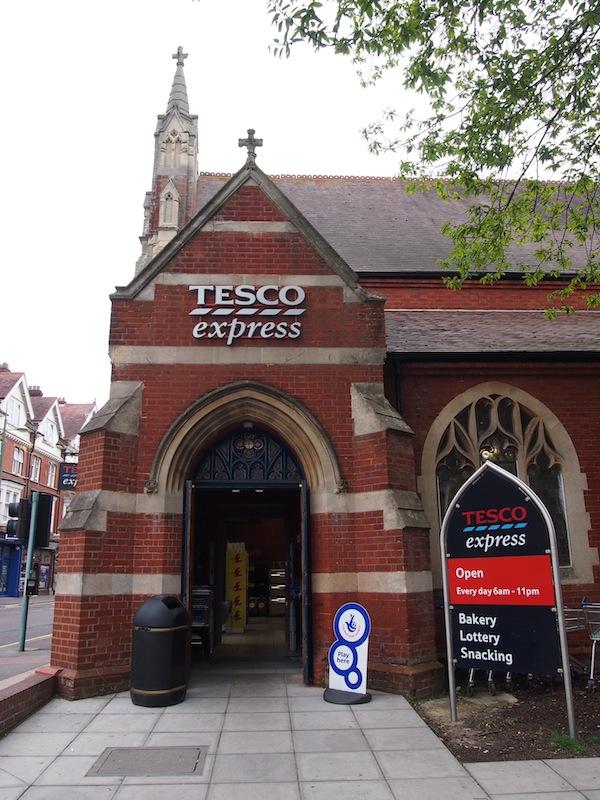 Der Shopping-Tempel ums Eck: In Bournemouth ist alles möglich!
