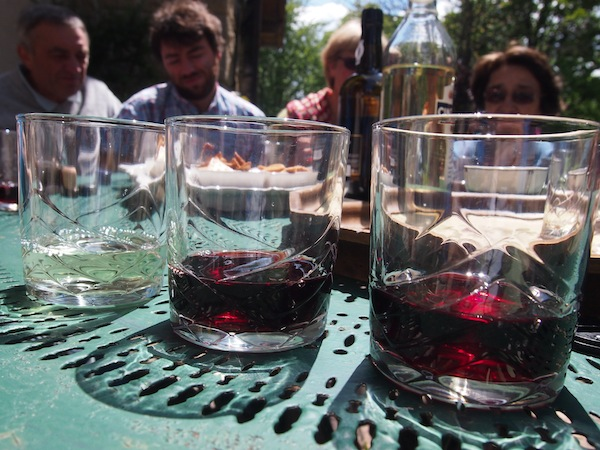"… followed by a tasting of Port & more! Oh how I love the French ""apéritif culture"" :D"