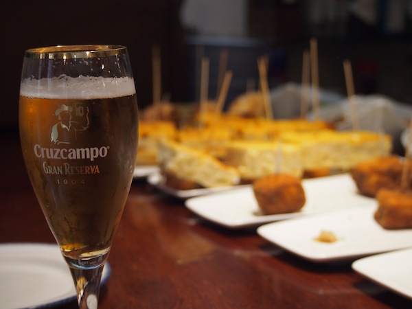 ... To Die For! Enjoy with a good glass of Ribera del Duero or a beautiful cold beer.