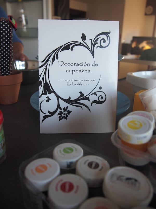 Cupcake-Workshops werden von Erika regelmäßig auf Anfrage direkt in ihrer gemütlichen Stadtwohnung hoch über den Dächern Vigos angeboten.
