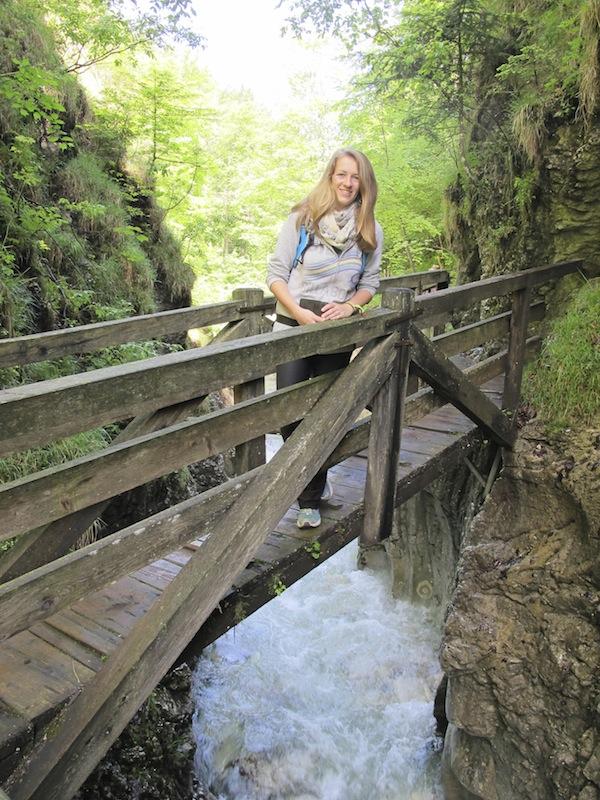 """Jung-Bloggerin Julia gefällt's: Heute berichtet sie Euch von ihren Lieblings-Momenten bei den """"Gipfelklaengen"""" im Mostviertel."""