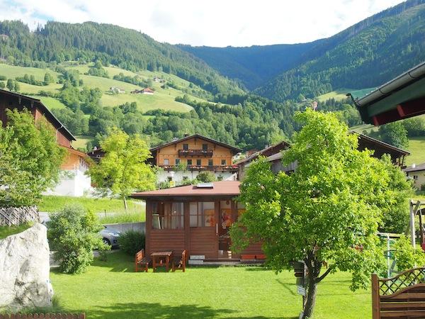 Das Gartenatelier von Martina Lochner, ihres Zeichens Hotelier & Künstlerin im Wohlfühlhotel Tannenhof. Hier veranstaltet die liebenswerte Gastgeberin regelmäßig Kreativkurse mit ihren Gästen.