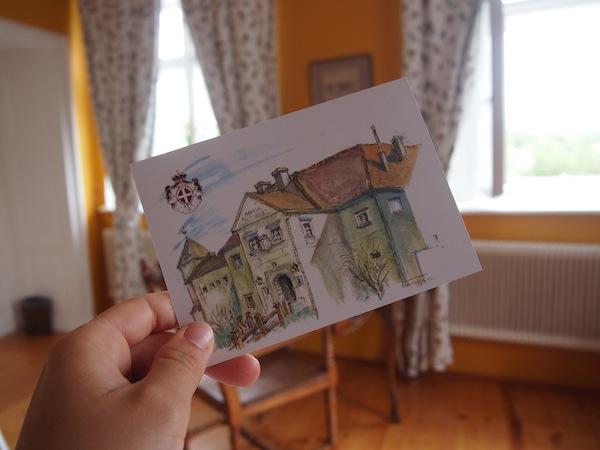 """Das Genießerzimmer im Schlosshotel Mailberg besticht durch eine eigene """"Wunschliste"""" an besonderen Geschichten, die währen des Aufenthaltes vom Gastgeber erfüllt werden - Märchenstimmung garantiert!"""