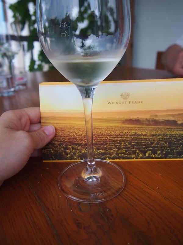 Das Weingut Frank im niederösterreichischen Weinort Herrnbaumgarten lohnt definitiv den Besuch!