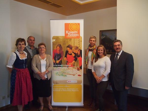 Danke an eine produktive Teilnehmer-Runde in der Steiermark!