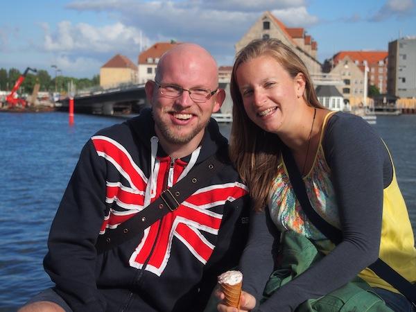 Danke, lieber Martin, für diesen wunderbaren Einstieg & Empfang in Dänemark!
