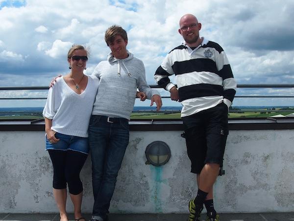 Mein ganz besonderer Dank an dieser Stelle: Martin, welcher uns die Reise dank seines Wissens und seiner unermüdlichen Freundlichkeit erst ermöglicht hat, sowie meinem Bruder der einfach der beste, herzlichste und unkomplizierteste Reisebegleiter ist, den man sich nur wünschen kann !!! Auf ein baldiges Wiedersehen in Dänemark, ihr Lieben!