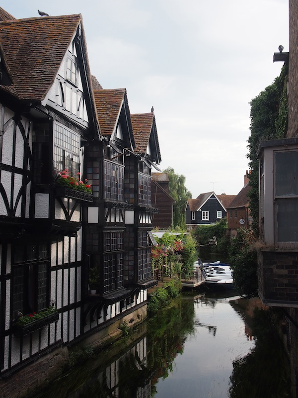 Canterbury, the Venice of the North?!