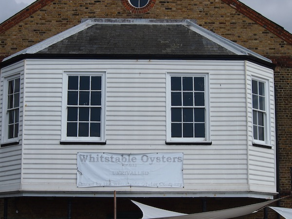… the oyster fishing company, Adam tells me, is the oldest limited company in the world dating back to the 1860s.