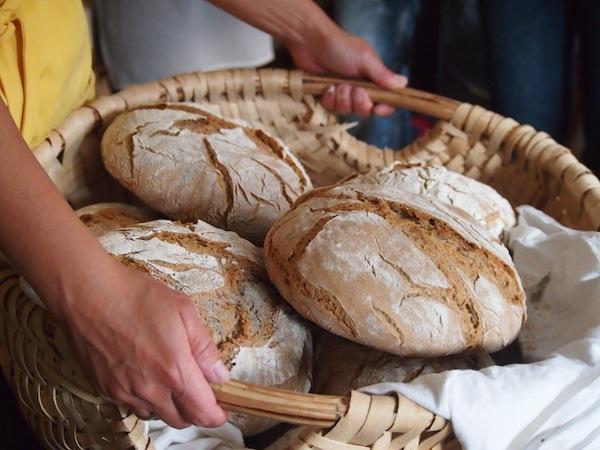 Ofenfrische Brotlaibe sind wahre Schätze.