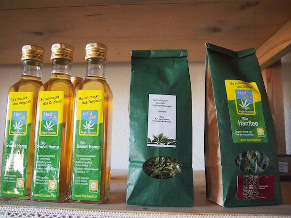 Diesen Tee lassen wir uns nicht entgehen: Bio-Hanftee aus dem Waldviertel ist eine bekömmliche Alternative zu herkömmlichen Teesorten. :D