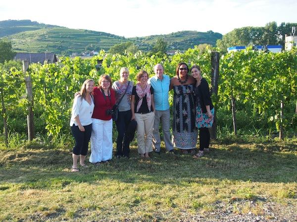 """Im """"Land für Genießer"""" haben wir im Juli 2013 rund um das Marillenfest die """"Genießerzimmer"""" der Region mit internationalen Reisebloggern besucht und uns kreativ auf unseren Blogs sowie über Social Media ausgetobt."""