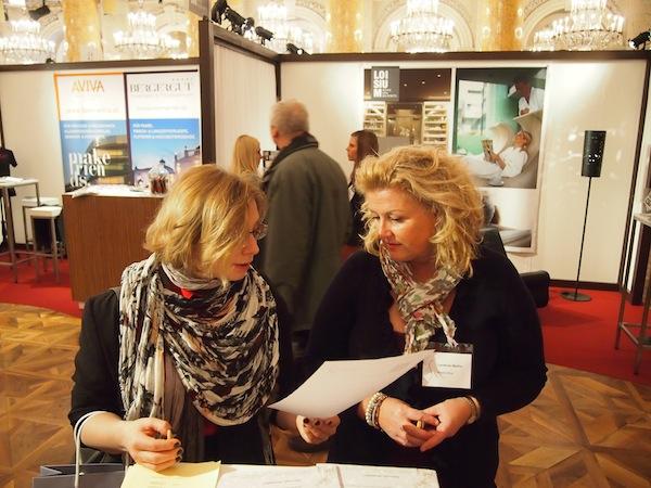 Zum Netzwerken und der Erschließung von Kundenkontakten bietet die Messe ReiseSalon zahlreiche Gelegenheiten.