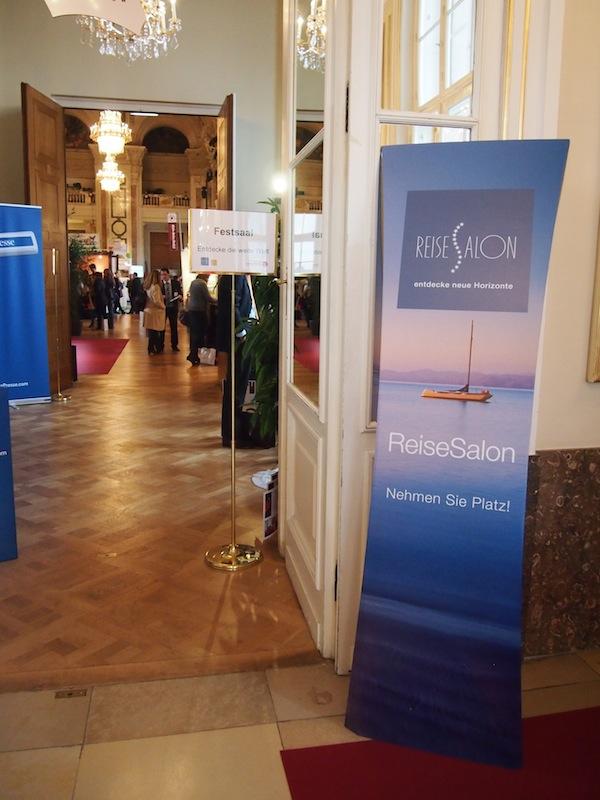 Die Messe ReiseSalon im prunkvollen Rahmen der WienerHofburg lockt auch heuer wieder zahlreiche interessierte Besucher in die Wiener Hofburg.