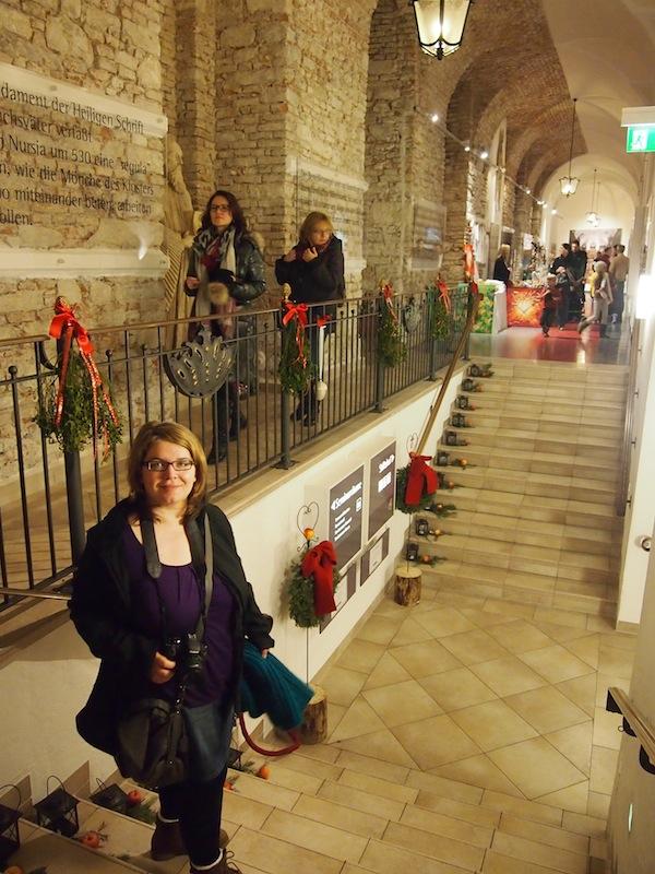 Unser Fazit: Der Besuch des Weihnachtsmarktes Stift Göttweig lohnt sich in jedem Fall!