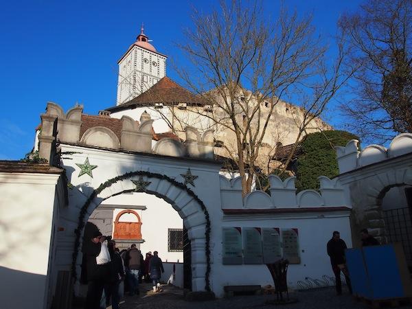 Auftakt auf dem Weg nach Salzburg: Wir besuchen das berühmten Renaissance Schloss Schallaburg mit seinem Weihnachtsmarkt.