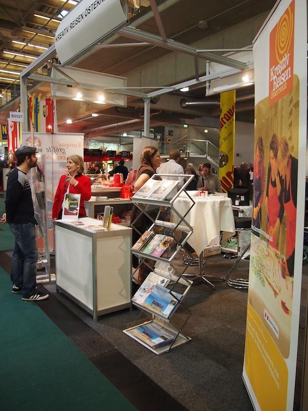 Die Ferienmesse Wien: Einmal mehr kreativer Angelpunkt für erfolgreiche Treffen und Kooperationen.