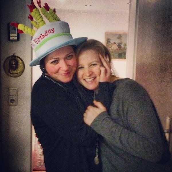 Geburtstagsfeier nahe der St. Martins Therme & Lodge: Danke, liebe Ursula, für den schönen Anlass hierher zu reisen!
