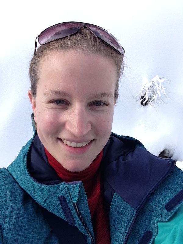 """Vor lauter Glück & """"Schnee-Freude"""" habe ich gleich mal mein Profilbild bei Facebook """"winterfest"""" gemacht ;)"""